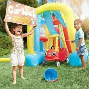 Little Tikes Inflatable Wacky Car Wash Sprinkler